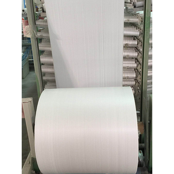 China manufacturer bag high quality fabric PP woven sack roll