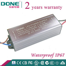 110V 220V 2 Year Warranty 40W 20-43V 1200ma High PF Outdoor Waterproof IP65 Street Light LED Driver