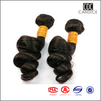 High Quality Unprocessed Wholesale Indian Virgin Human Hair Weave Extension