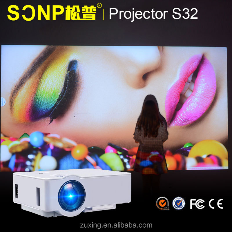 LED mini projector mobile phone projector android for smartphones