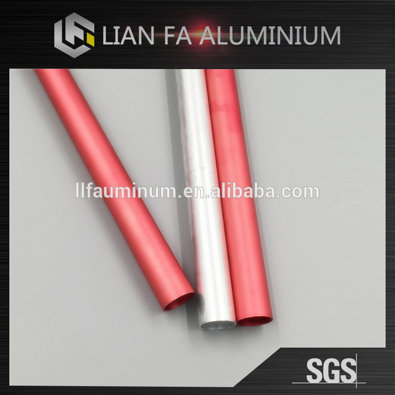 Low price advanced Bright oxidation aluminium pipe