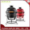 Auplex Hot Sale Mini Portable Charcoal BBQ Grill/Ceramic BBQ Grill