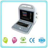 MY-A027 hot sale clinic portable color doppler ultrasound price with 3D software