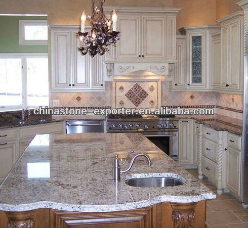 prefab granite kitchen countertops and island