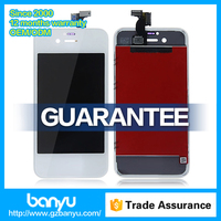 Factory suppply digitizer assembly replacement display lcd spare parts for iphone 4s