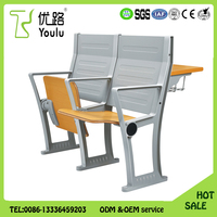 Reasonable Price Popular Lecture Hall Seating Table Furniture