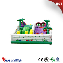 Factory Lower Price Jumping Bouncy Castle Inflatable Bouncer For Kids Play