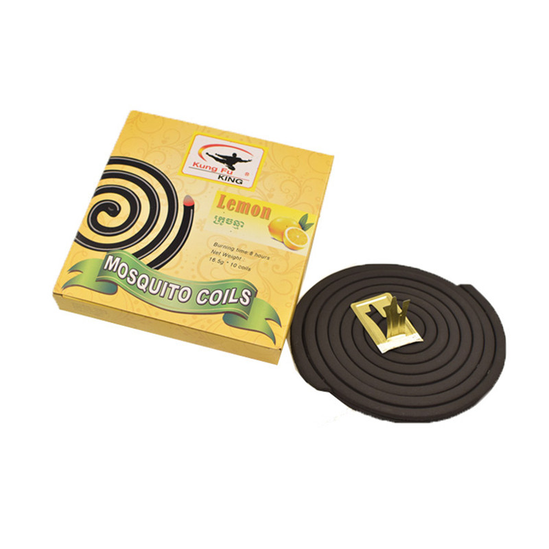 Household fragrance black coils natural mosquito control