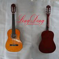 Alibaba china promotional hollow body classic guitar