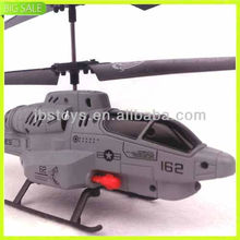 Good Sale U809 3 Channel Combat Fighter RC Airsoft Helicopter