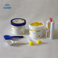 Heavy Body Addition Silicone Raw Impression material
