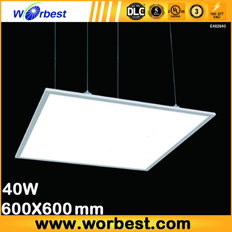 Worbest China Wholesale recessed ceiling light 40W led ceiling light 4000ml led panel 60x60 for residential