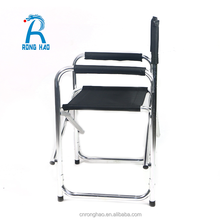 Lightweight Aluminum Fishing Chair Folding Makeup Chair