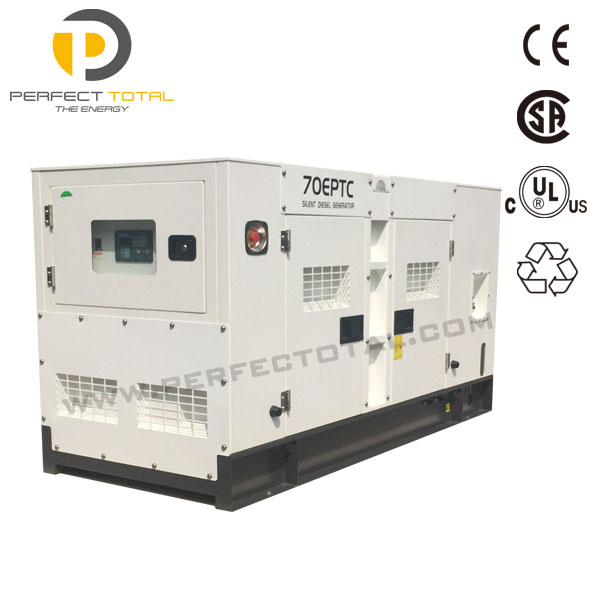 300KW Emergency Diesel Generator with Stamford