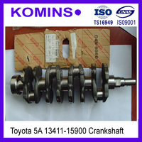 13411-15900 Engine 5A Toyota Crankshaft