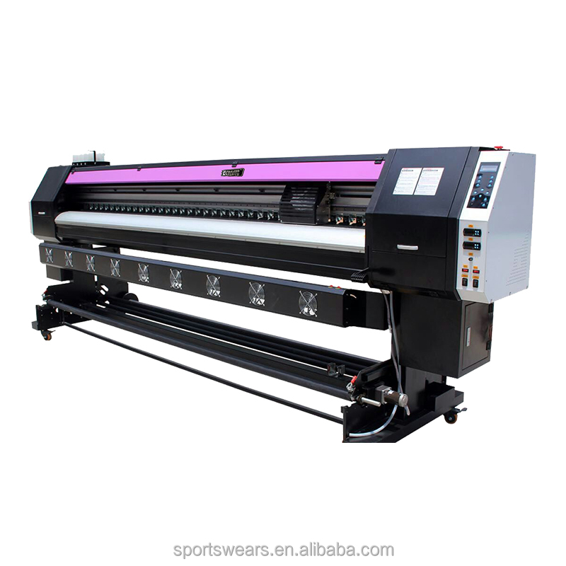 Wide use best prices digital dye textile garment paper printer machine large format sublimation printer