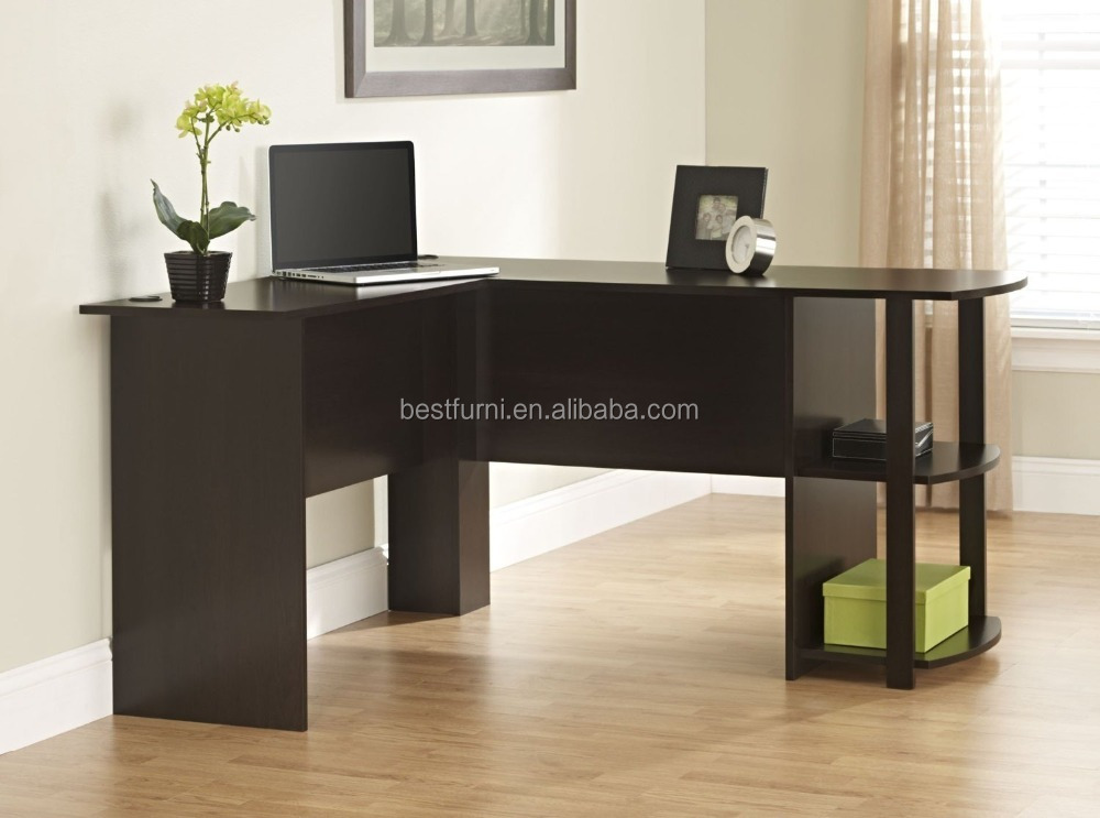 Large Laptop Computer Table Sit Stand Desk For Internet Cafe
