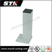 Zinc / Zamak Die Casting Table Bases Furniture Parts
