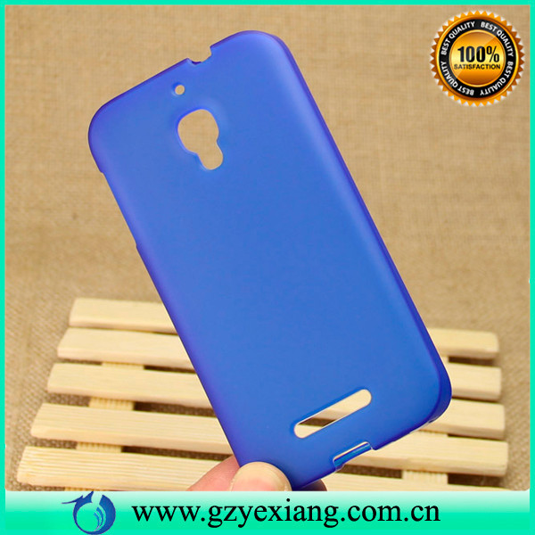 Wholesale ultrathin tpu case for alcatel one touch snap 7025d cover case