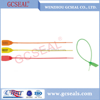 shipping security products GC-P001 plastic seal pull tight