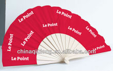 Durable Wooden Hand Fan Ribs Fuzhou Wholesale