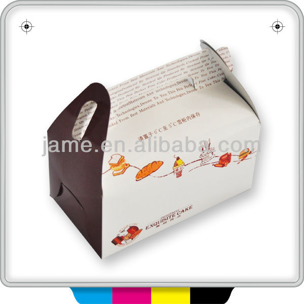 Noodle Box with handle/ Food pail/ Take away box