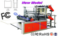 Latest Technology Computer Control Three-Stepping Six Line Bottom Sealing Bag-Making machine