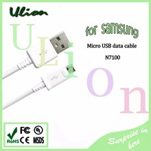 For Samsung Galaxy S3 S4 Original Note2 N7100 Data Cable S4 Android phone USB Charging Cable
