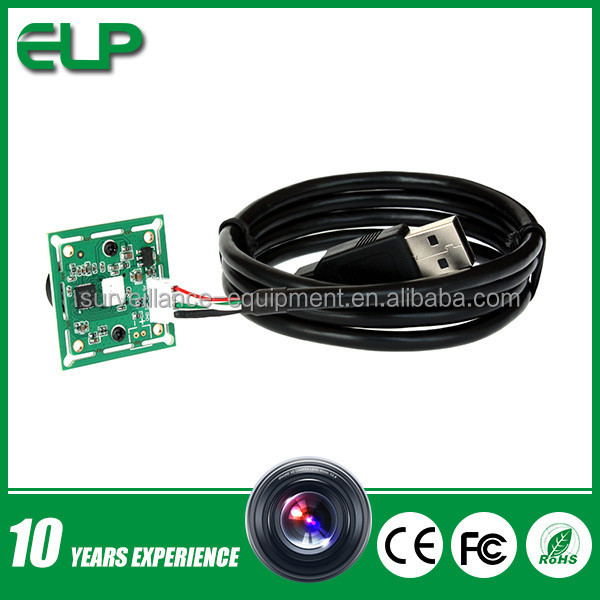 26*26mm minin size 640*480 MJPEG 60FPS creative usb 2.0 pc camera driver ELP-USB30W02M-L36