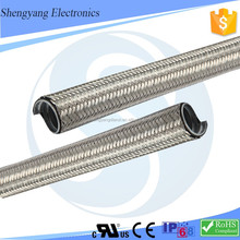 Electrical Wiring Safety Protection Flexible Stainless Steel Hose With CE Certified