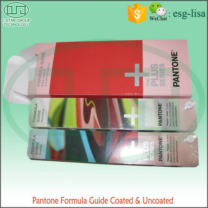 High Quality Pantone Universal General Color Place Paint Color Chart