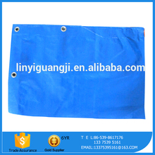 China Manufacturers Wind PE Fire Resistant Tarpaulin