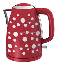 1.7 Liter Auto cut off Stainless Steel Cordless Jug Kettle - City Skyline