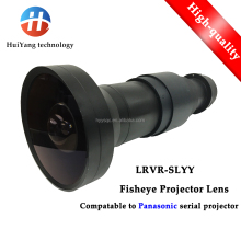 Glass Material and Spherical Shape 360 degree fisheye lens projector