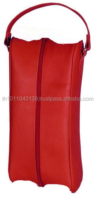 Wine Bottle carrier Bag leather good quality