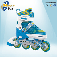2016 New design customer adjustable rollerblade skating