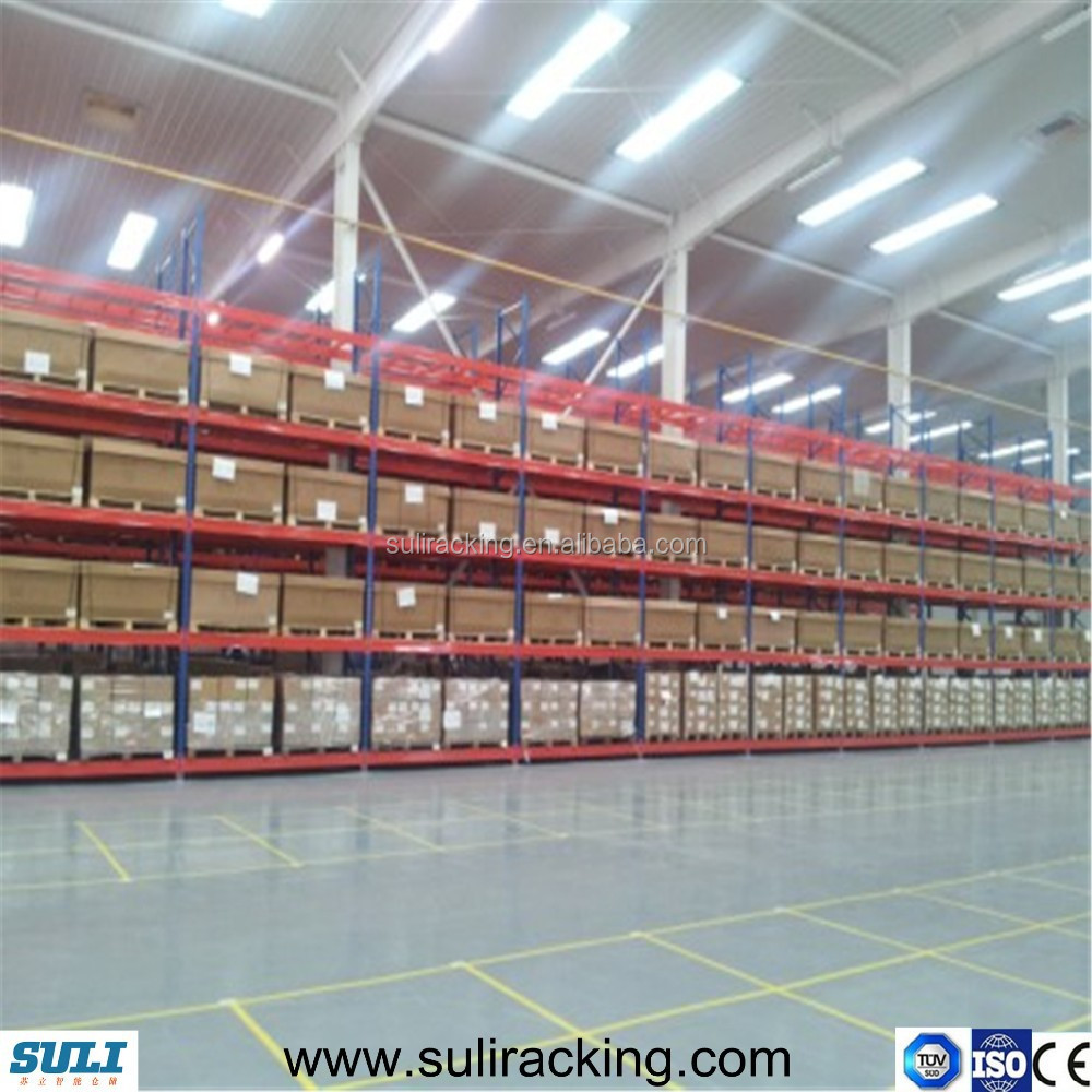 Storage selective pallet rack stack racking