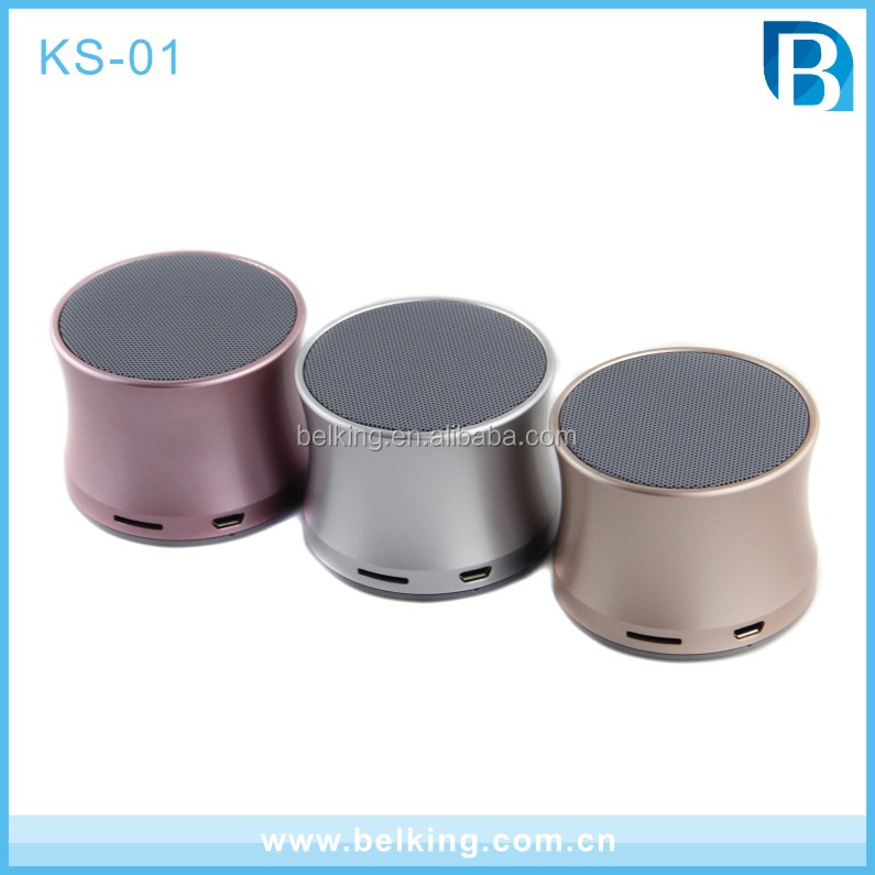 High Quality Mini Wireless Bluetooth Multimedia Speaker,Portable Audio Player