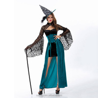 Sexy withch halloween costume for women
