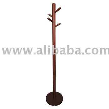 34020 coat tree rack