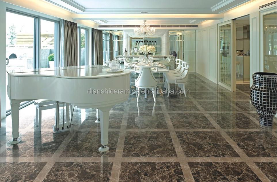8x8 Ceramic Floor Tile Glazed Polished Tiles Restaurant View 8x8