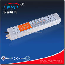 IP67 design LDV-18-12 Waterproof 18w 12v dimmable led drivers