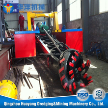 10inch 200CBM used gold dredge for sale,cutter suction dredger