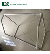 Mini soccer goal frame, portable soccer goal post, aluminum soccer goal folding soccer training equipment