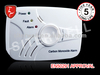EN50291 certification for home user co leakage alarm GS809