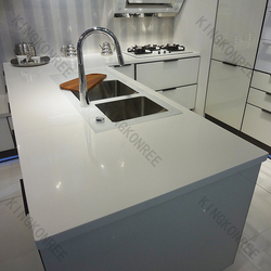 fire-proof solid surface kitchen countertop/ kitchen worktop