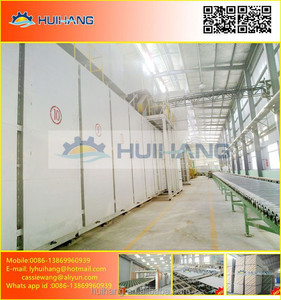 Gypsum board equipment factory from LINYI HUIHANG COMAPNY