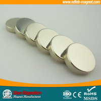 China OEM mini magnet photo frame NDFEB magnet