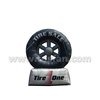 Promotional advertising replica inflatable tire balloon F1074