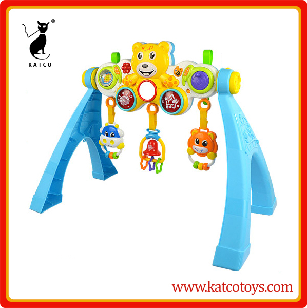 Multifunction 6 in 1 Plastic Activity Baby Gym For Baby